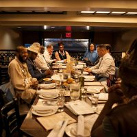 Business Meetings in Manhattan with First Nations delegates from Canada