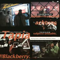 Images from _Historia_ music video with Geo Blackberry